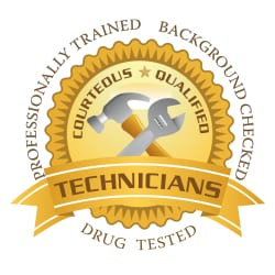 Certified Plumbing Technicians