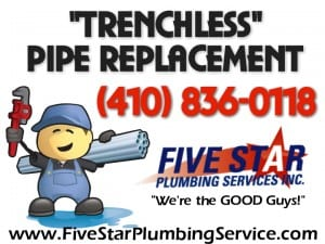 Trenchless Polybutylene Pipe Replacement Baltimore