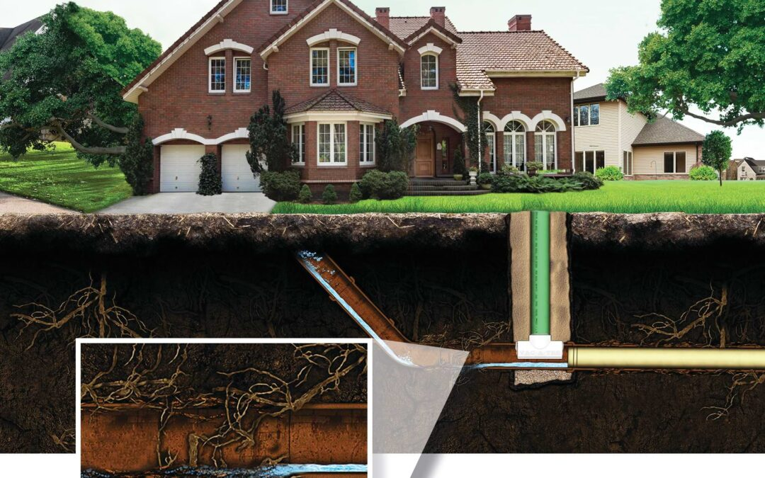 Replacing a Sewer Line in Maryland with Minimal Digging